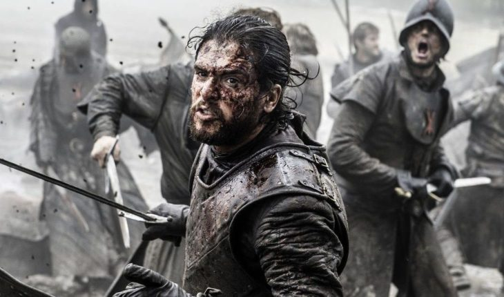 The director of the battles of Game of Thrones is the son of Argentine