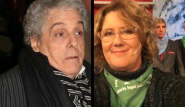 """""""The green cloth grass"""": Antonio Gasalla to Verónica Llinás about abortion"""