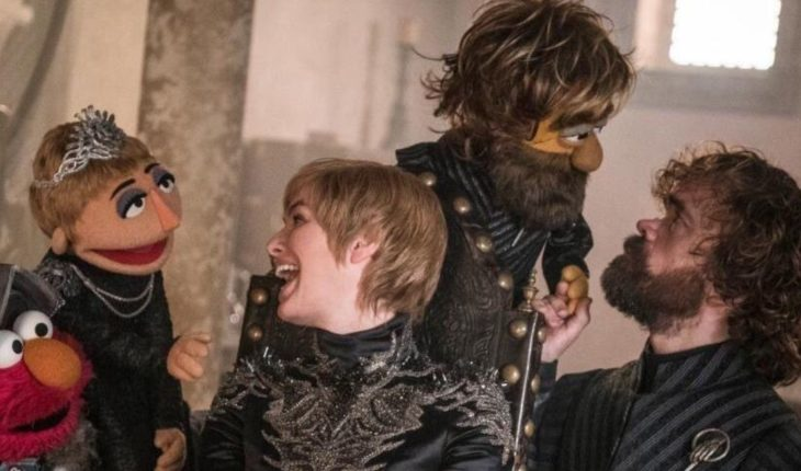 The least expected crossover: Game of Thrones vs. Sesame Street
