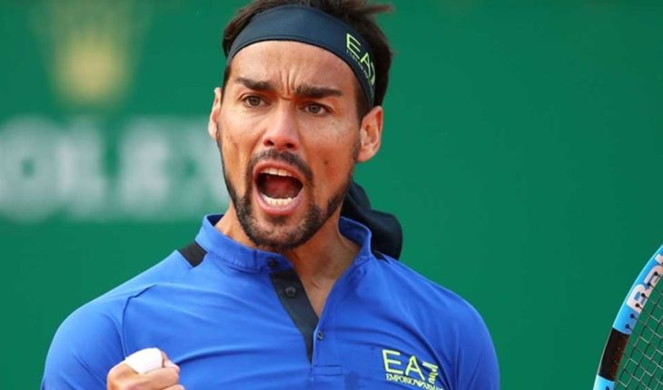 The reign of Nadal was completed: Fognini gave the surprise in Monte Carlo
