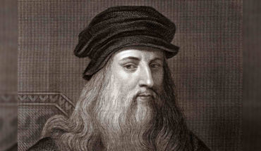 They are a lock of hair of Leonardo Da Vinci, they investigate their DNA
