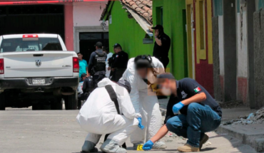 They argue over the inheritance and someone ends up dead, three injured and a detainee in Tarímbaro