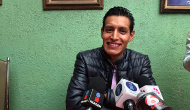 They rise to President of Nahuatzen, Michoacan