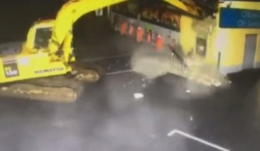 They used a bulldozer to take an ATM