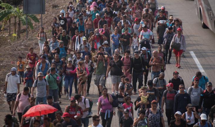 Thousand Cuban migrants arrive in Juarez to seek asylum in the U.S.