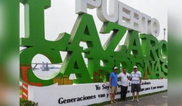 To promote a development plan to Lázaro Cárdenas, Fermín Barnabas agrees