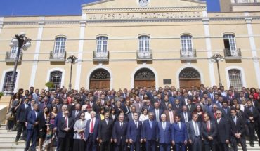 Treasury blocked accounts of rector and President of the Board of Trustees of the University of Hidalgo