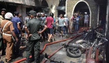 U.S. warns that terrorist groups might be planning more attacks in Sri Lanka