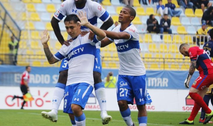 UC took victory in a locked encounter against Everton