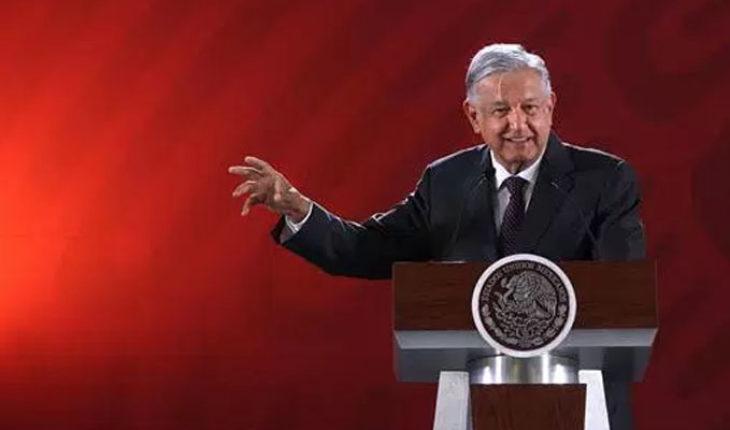 Under cover of Professor Nicolás against AMLO memorandum is accepted