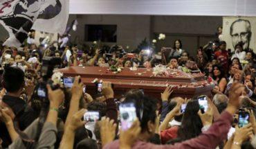 [VIDEO] Restos de Alan García son velados mientras se define el futuro de la política peruana y del APRA