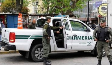 """Video: Shots between """"chancheros"""" and gendarmes on the border with Bolivia"""