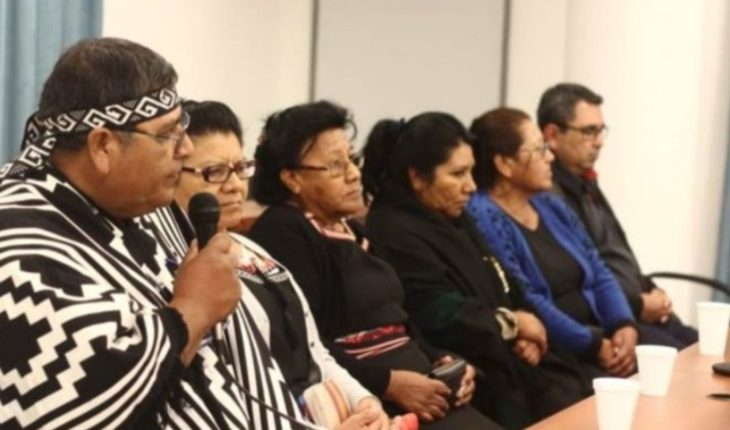 Was acquitted a group of mapuches accused of usurpation in Vaca Muerta