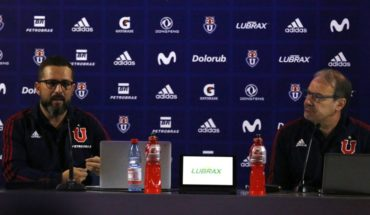 """""""We want a team representing the fan"""": Goldberg and Vargas presented its training project for University of Chile"""