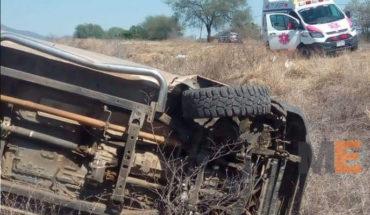 Woman dies to dump your car in Apatzingan