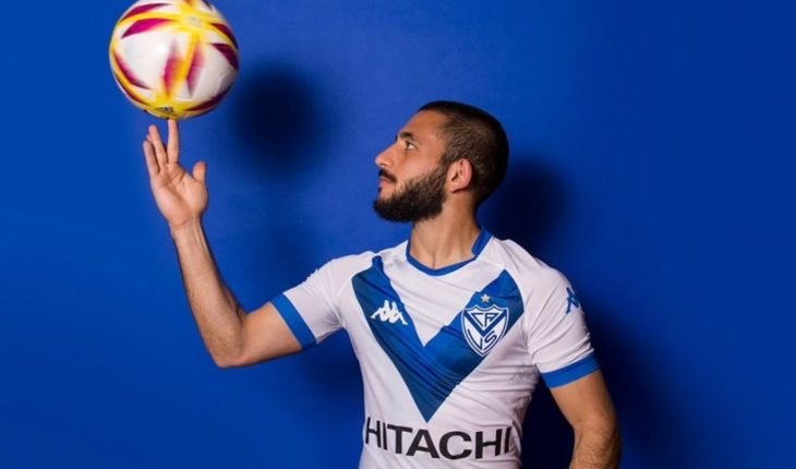 """'monito' Vargas, firm about his possible departure from Vélez: """"mouth not"""""""