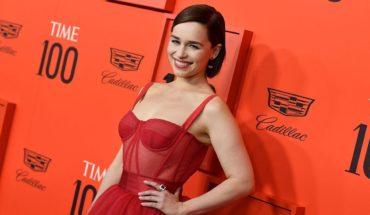 ¿Por qué Emilia Clarke dijo que no a '50 sobras de Grey'?