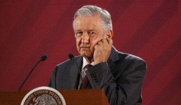 """""""No se por qué se excitan"""", dice AMLO sobre la fundación del país"""