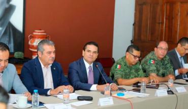 A cuatro días, de aplicar la estrategia de seguridad en Morelia ya hay resultados positivos: Gob. de Michoacán