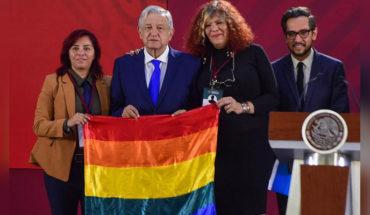 AMLO en el Día Nacional contra la Homofobia, Bifobia y Transfobia