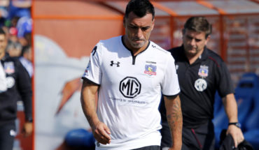 Alarma en Colo Colo: lesión muscular dejará a Paredes al menos dos meses fuera