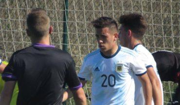 Argentina vs Honduras en vivo online: Partido amistoso Sub 20, sábado