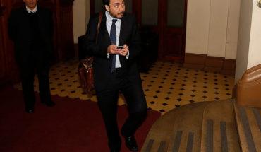 Arias presentó recurso contra el fiscal nacional por su suspensión