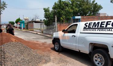 Asesinan a un campesino en la población El Llano de Zamora, Michoacán