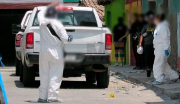 Asesinan a un hombre en la colonia Valle Verde de Sahuayo, Michoacán