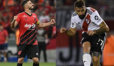 Atlético Paranaense vs River Plate EN VIVO: Recopa Sudamericana 2019, partido de ida