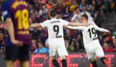 Barcelona vs Valencia: Los goles de Gameiro y Rodrigo que coronaron al equipo Ché en la Copa del Rey 2019