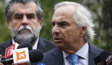 """Chadwick y citación a caso Catrillanca: """"Voy a prestar declaración, de todas formas"""""""
