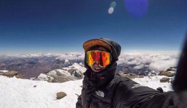 Chileno logra la cima del Everest sin ayuda de oxígeno — Rock&Pop