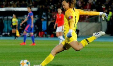 Christiane Endler encabeza nómina de la Roja femenina para el mundial de Francia