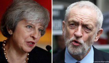 """Corbyn da por terminadas las conversaciones con el Gobierno sobre el """"brexit"""""""
