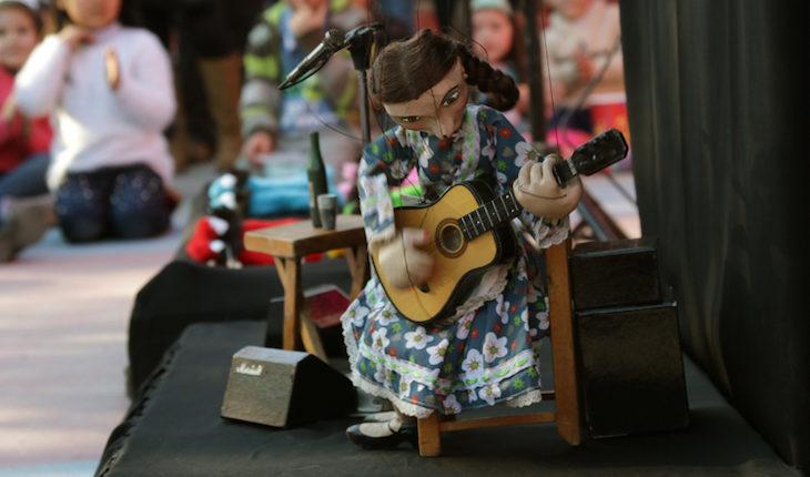 Día del Patrimonio: actividades variadas en Museo Violeta Parra