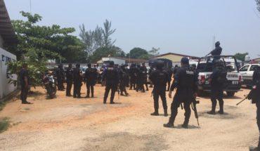 Detienen a El Lagarto, presunto implicado en asesinatos de Minatitlán