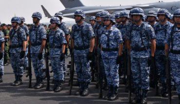 Diputados aprueban leyes secundarias de la Guardia Nacional