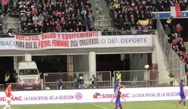 """[EN VIVO] Chile empata 0-0 con Colombia en la despedida de la """"Roja Femenina"""" antes del Mundial"""