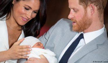 El bebé de los duques de Sussex se llama Archie Harrison Mountbatten-Windsor