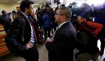 Emiliano Arias acusó al fiscal Moya de haber participado en la Operación Huracán