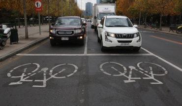 Es el turno de los ciclistas