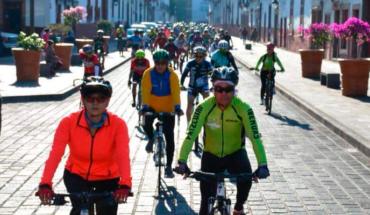 """Este domingo, recorrido ciclista """"Conociendo Nuestro Lago"""" en Pátzcuaro Michoacán"""