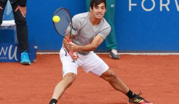 Garín perdió con Wawrinka y se despidió de Roland Garros