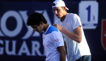 Garín y Jarry conocieron a sus rivales de Roland Garros