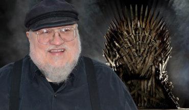 """George R.R. Martin dijo que lo encarcelaran si no termina el nuevo libro de """"Game of Thrones"""""""