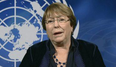 Gobierno de Maduro espera que Bachelet visite Venezuela antes de julio