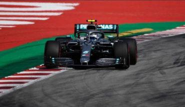 Hamilton se lleva el primero en Montmeló. Checo Pérez alcanza el lugar 13