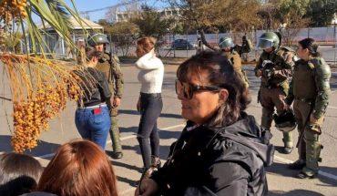 """Hermana de Esteban Paredes relató detalles de agresión sufrida por parte de hinchas de la """"U"""""""