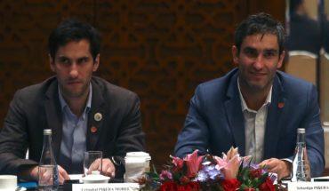 Hijos de Piñera en China: la ética de los pesos